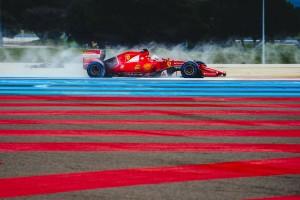 Sebastian Vettel - Ferrari SF15T